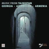 Musik From Tajikistan, Georgia, Azerbaijan And Armenia de Michael Helmrath