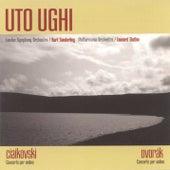 Tchaikovsky/Dvorak: Concerto Per Violino von Uto Ughi