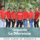 Puro Sabor de Orquesta de Orquesta la Diferencia