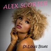 St Louis Blues Alex Scorier de Alex Scorier