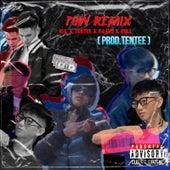 Pow (Remix) de Tentee