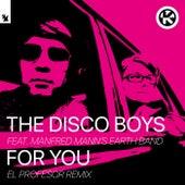 For You (El Profesor Remix) de The Disco Boys