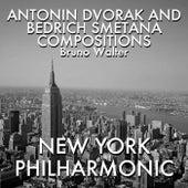 Antonín Dvorák and Bedrich Smetana Compositions fra Bruno Walter