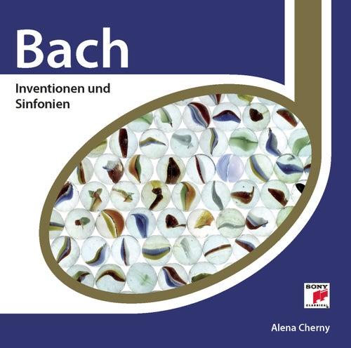 Bach: Inventionen und Sinfonien by Alena Cherny