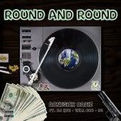 Round & Round (feat. BJ Hog, Will Dog & BG) by AoneSick DaBiz