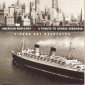 American Rhapsody: A Tribute to George Gershwin von Vienna Art Orchester