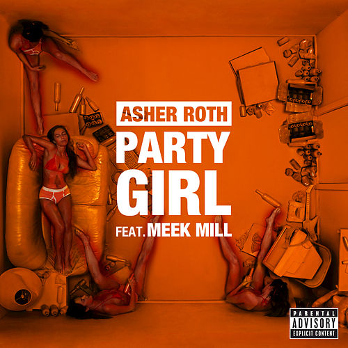 Party Girl by Asher Roth