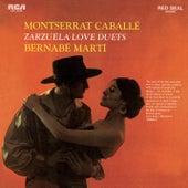 Zarzuela Love Duets von Montserrat Caballé