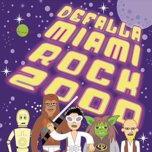 Miami Rock 2000 de De Falla