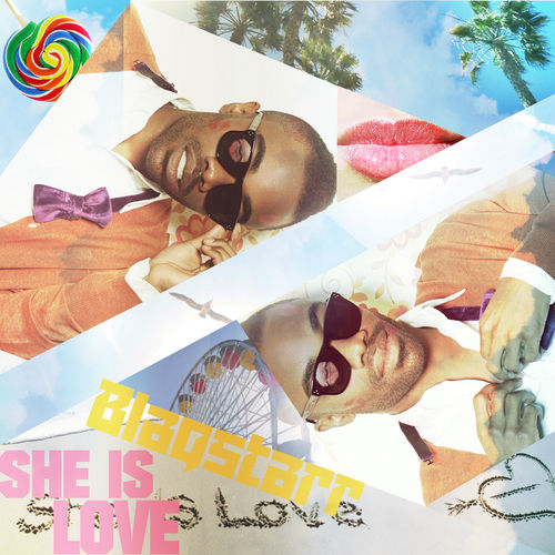 She Is Love by DJ Blaqstarr