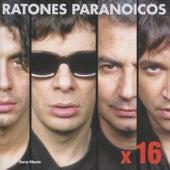 X 16 de Ratones Paranoicos