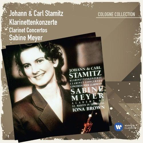 Johann & Carl Stamitz: Klarinettenkonzerte Vol. 1 de Academy Of St. Martin-In-The-Fields (1)