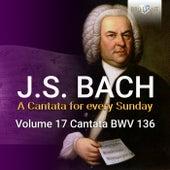 J.S. Bach: Erforsche mich, Gott, und erfahre mein Herz, BWV 136 von Netherlands Bach Collegium