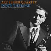 Down The Road von Art Pepper