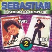 Discografia Completa Vol. 2 de Sebastián
