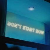 Don't Start Now de The Heavy Hours