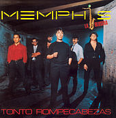 Vinyl Replica: Tonto Rompecabeza de Memphis La Blusera