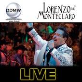 Live by Lorenzo De Monteclaro
