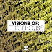 Visions of: Tech House, Vol. 33 de Various Artists