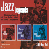Jazz Legends - Songs Of Cole Porter/Rodgers & Hart/Gershwin by Various Artists