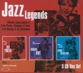 Jazz Legends - Songs Of Cole Porter/Rodgers & Hart/Gershwin de Various Artists