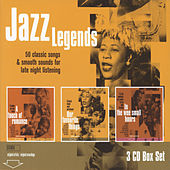 Jazz Legends - Our Favourite Things/A Touch of Romance/The Wee Small House by Various Artists