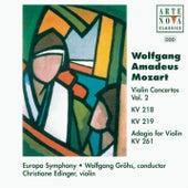 Mozart: Violin Concertos Vol. 2 de Christiane Edinger