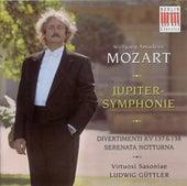 Wolfgang Amadeus Mozart: Symphony No. 41,