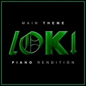 Loki Main Theme (Piano Rendition) fra The Blue Notes