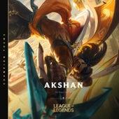 Akshan, the Rogue Sentinel de League of Legends