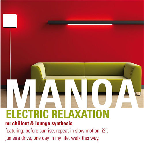 Electric Relaxation (Nu Chillout & Lounge Synthesis) by Manoa