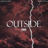 OUTSIDE (feat. Slim Flock) fra Lu-Kusa WOE