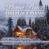 Fireplace Piano by Piano Peace