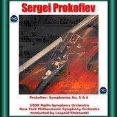 Prokofiev: Symphonies No. 5 & 6 de Leopold Stokowski