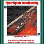 Tchaikovsky: Symphony No. 5 von Guido Cantelli
