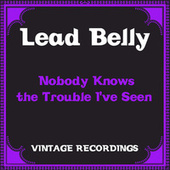 Nobody Knows the Trouble I've Seen (Hq Remastered) de Lead Belly