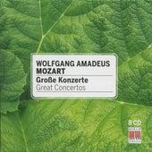 Mozart: Piano Concertos Nos. 20-27 - Violin Concertos Nos. 1-5 - Concertos KV 313, 315, 299 & Concertos for Wind Instruments KV 622, 191 & 314-  Wind Concertos by Various Artists