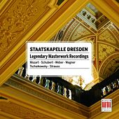 STAATSKAPELLE DRESDEN - Legendary Masterworks Recordings von Various Artists