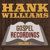 Gospel Recordings, Vol. 1 (2019 - Remaster) de Hank Williams
