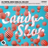 Candy Shop (feat. James Wilson & Irma) (ManyFew Remix) von Olympis