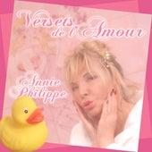 Versets de l'amour (Maxi single) de Annie Philippe