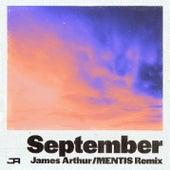 September (MENTIS Remix) by James Arthur