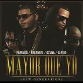 Mayor Que Yo (New Generation) de Luny Tunes