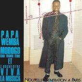 Le jour j (Nouvelle génération à Paris) de Papa Wemba