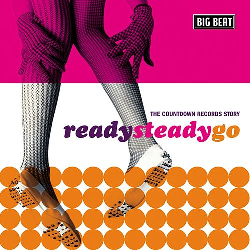 Ready Steady Go - The Countdown Records Story by Various Artists