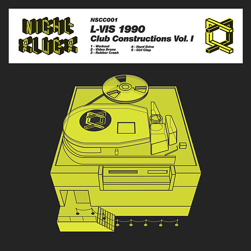 Club Constructions Volume 1 by L-Vis 1990
