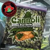 Cannoli (feat. The Gatlin & 4-Rax) by Total Devastation