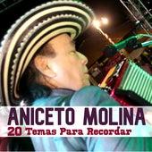 20 Temas Para Recordar by Aniceto Molina
