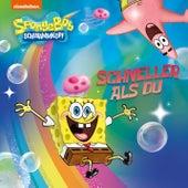 Schneller als du von SpongeBob Schwammkopf