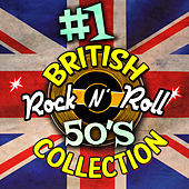 #1 British Rock N' Roll 50's Collection de Various Artists